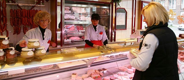 Fisch fleisch aachen adalbertstra e for Fisch essen aachen